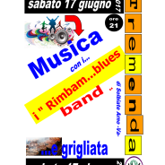 Musica con i Rimbam Blues Band